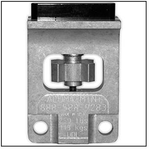 gr/ün 1370/mm L/änge x 25/mm Durchmesser Auk hn090-g Aluminium Griff